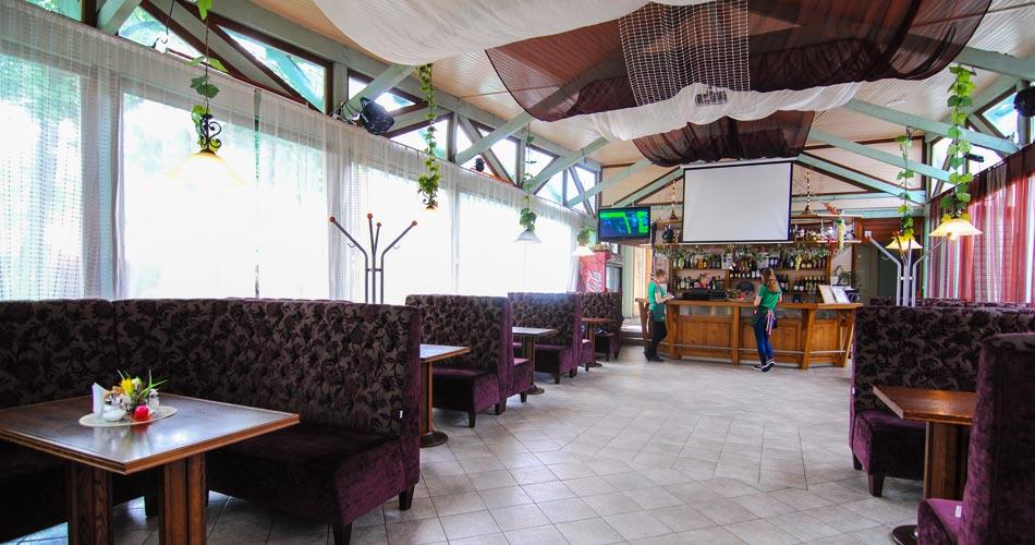 Apgyvendinimas ir kavinė Palangoje