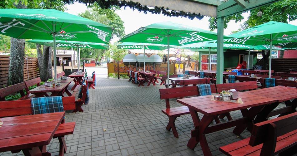 Restoranas Palangoje, veikia visus metus